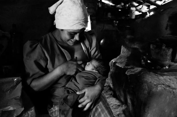 mujer lenca paraguay