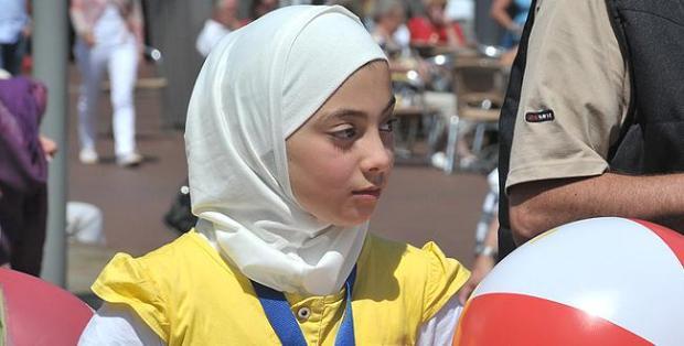 Yasmin Elsayed. Foto: Radio Netherland